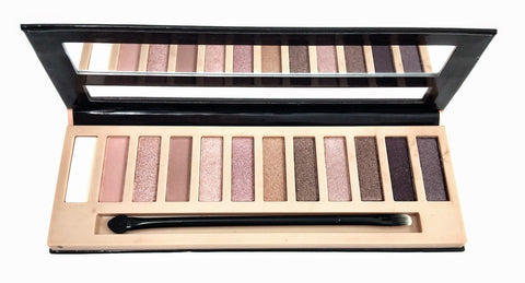 L.A. Girl Beauty Brick Eyeshadow Nudes