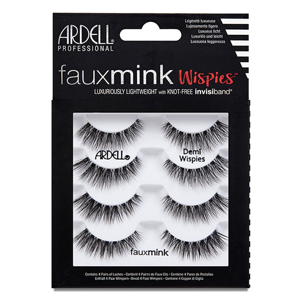 a4f2f8f0c3f Ardell - Faux Mink Demi Wispies 4 Pack – Discount Beauty Boutique