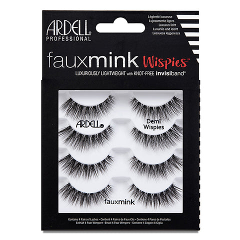 Ardell - Faux Mink Demi Wispies 4 Pack