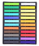 24 Piece Hair Chalk Set