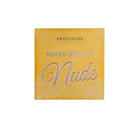 Profusion - Mixed Metals Nude Palette