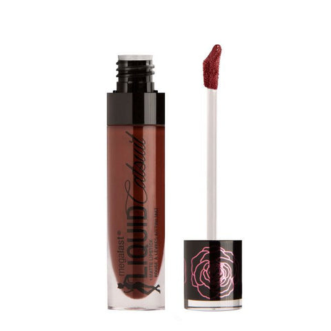 Wet n Wild - Rebel Rose MegaLast Liquid Catsuit Kiss Of Death