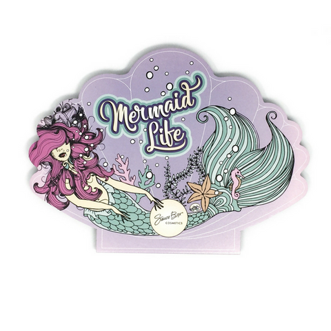 SauceBox Cosmetics - Mermaid Life Palette