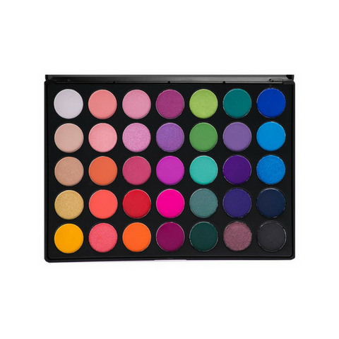 Morphe - 35B Color Glam Palette