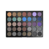Morphe - 35D Color Dark Smoky Palette
