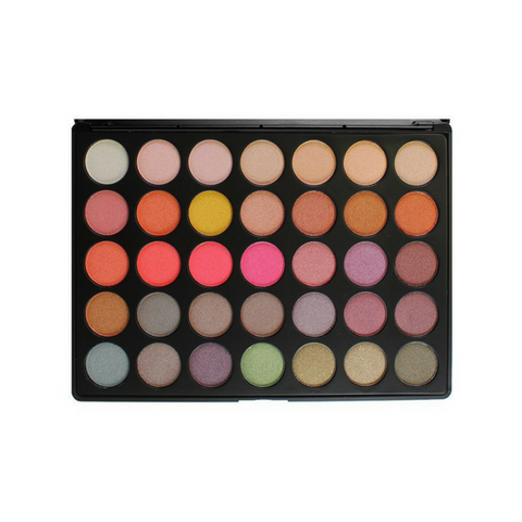 Morphe - 35E It's Bling Eye Shadow Palette