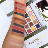 Beauty Creations - Esmeralda II Palette