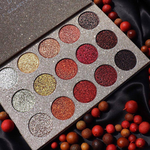 Kara Beauty - ES49 Galaxy Glitter Palette