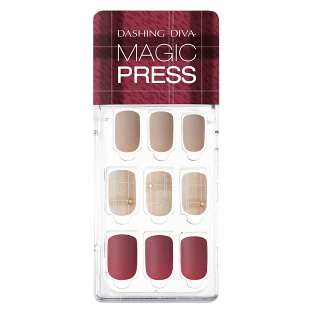 Dashing Diva - Magic Press Cashmere Mauve