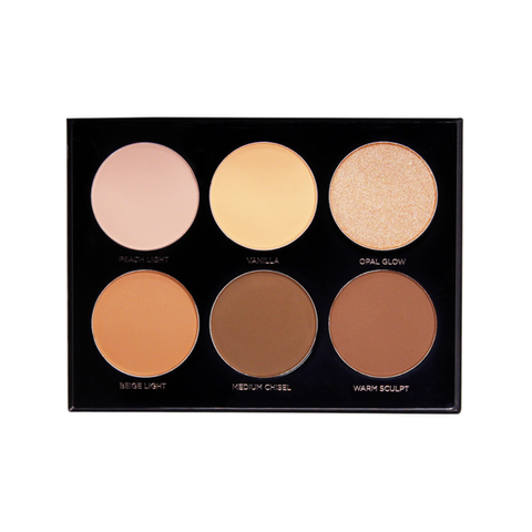 Profusion - Highlight & Contour Palette