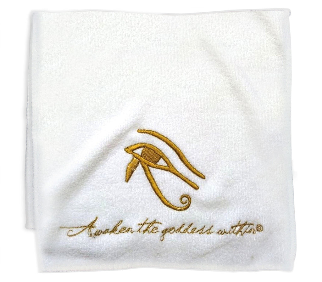 Eye of Horus Microfiber Cleansing Cloth