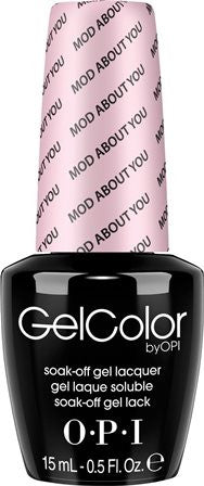"OPI GelColor ""Mod About You"""