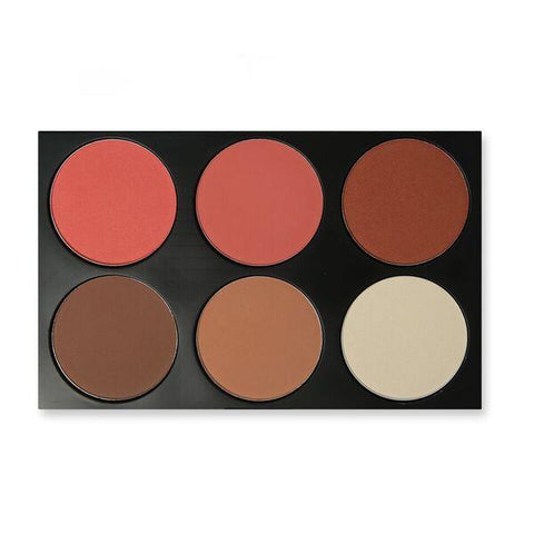Profusion - Blush & Bronze Palette