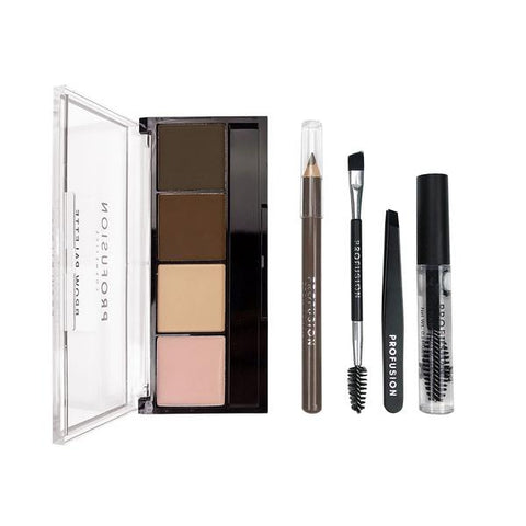 Profusion - Brow Kit Medium/Deep