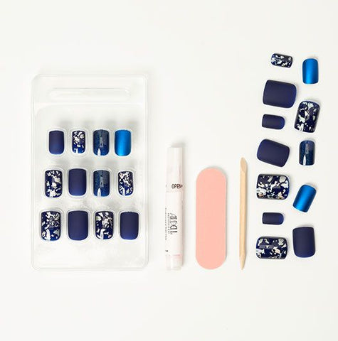 Ardell - Nail Addict Matte Blue