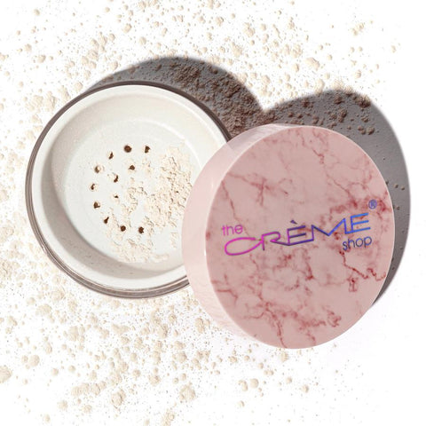 The Creme Shop - Rose Quartz Illuminating Powder
