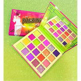 Rude Cosmetics - The Roaring 20's Neons Palette