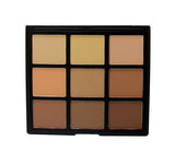 Morphe - 9C 9 Color Highlight/Contour Palette