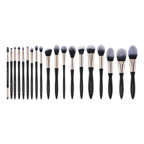 Profusion - 19pc Makeup Brush Set