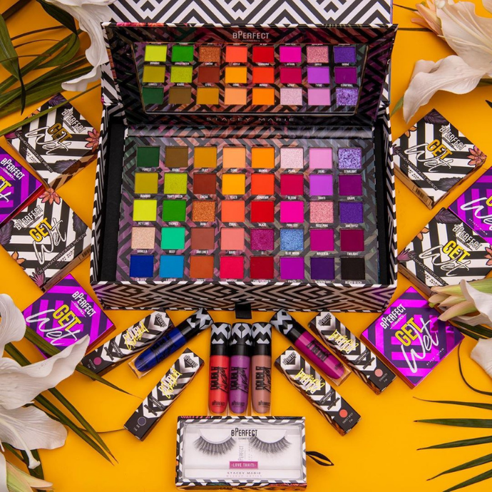 BPerfect Cosmetics - Stacey Marie Carnival III Collection