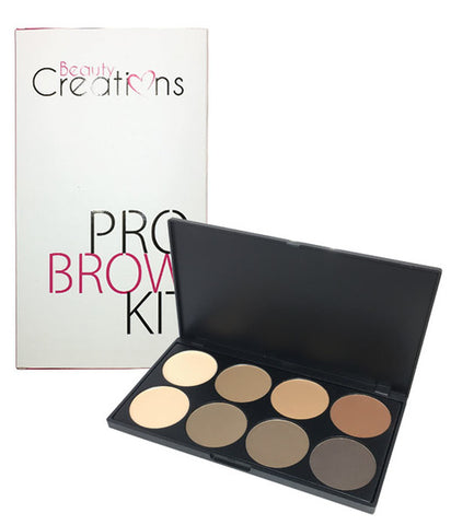 Beauty Creations - Pro Brow Kit