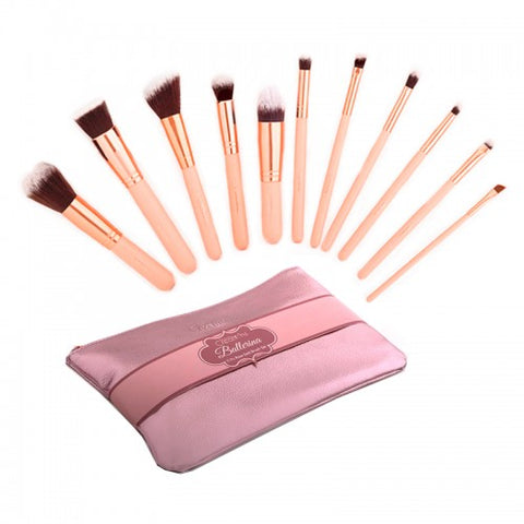 Makeup Addiction Cosmetics - Glam Me Up Complete Brush Set