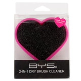 BYS - 2-in-1 Dry Brush Cleaner