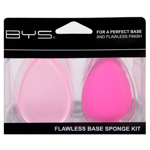 BYS - Flawless Base Sponge Kit Pink
