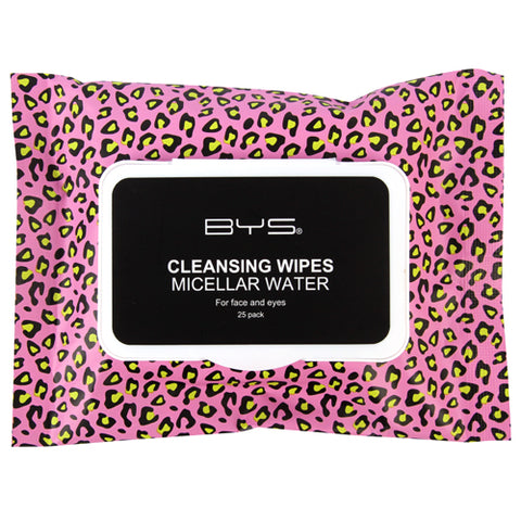 BYS - Cleansing Wipes with Micellar Water