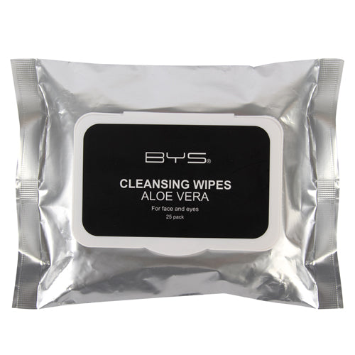 BYS - Cleansing Wipes Aloe Vera