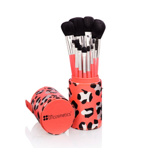 BH Cosmetics - 12pc Wild Brush Set