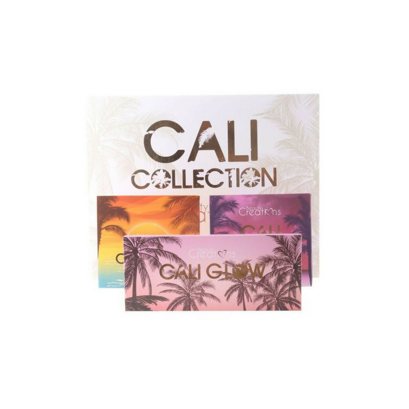 Beauty Creations - Cali Collection Set