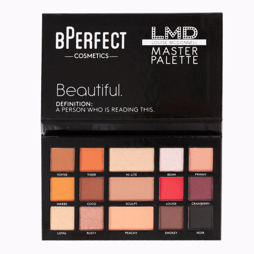 bPerfect Cosmetics - LMD Master Palette