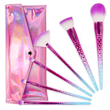 Beauty Creations - Mermaid Candy 6pc Brush Set