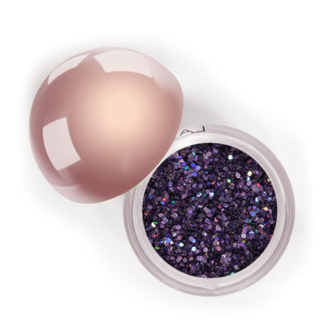 LA Splash Cosmetics - Crystallized Glitter Bachelorette Blush