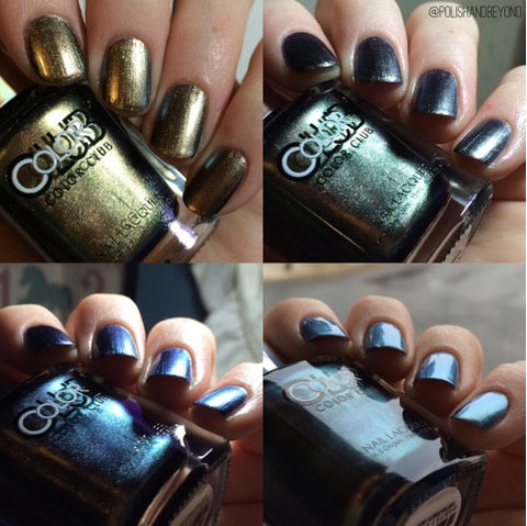 Color Club 2015 Oil Slick 'Cash Only'