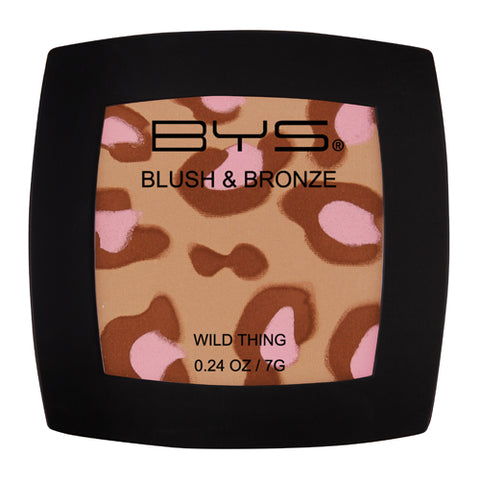 BYS - Blush & Bronze Wild Thing