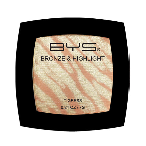 BYS - Bronze & Highlight Tigress