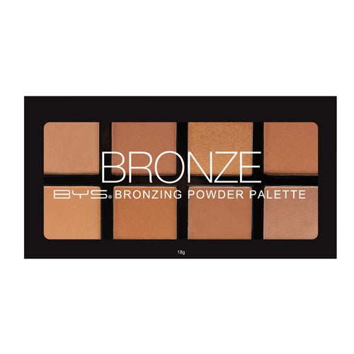 BYS - Bronzing Powder 8pc Palette