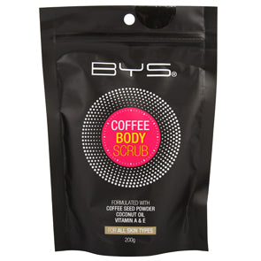 BYS - Coffee Body Scrub