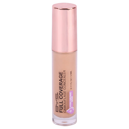 BYS - Full Coverage Concealer Natural Beige