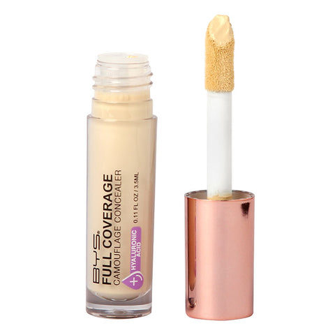 BYS - Full Coverage Concealer Yellow