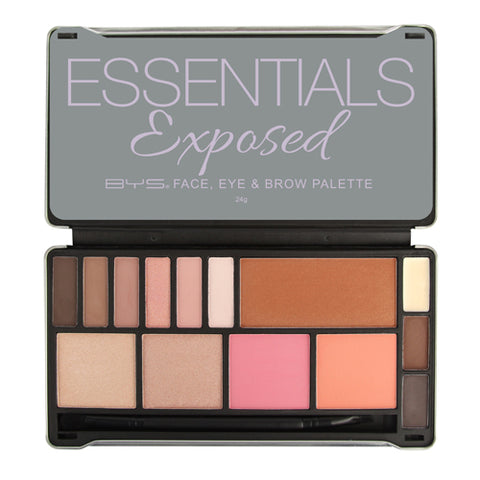 BYS - Essentials Exposed Palette