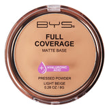 BYS - Full Coverage Pressed Powder Light Beige