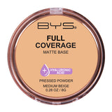 BYS - Full Coverage Pressed Powder Medium Beige