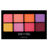 BYS - 8pc Eyeshadow Palette Pop Art