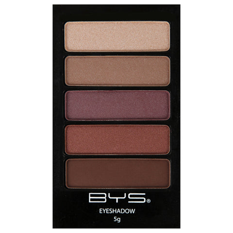 BYS - 5pc Palette Spicy Wine