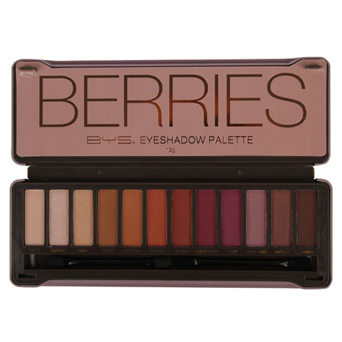 BYS - Berries Eyeshadow Palette