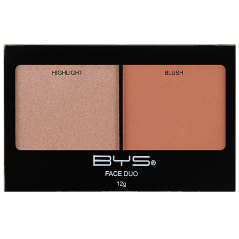 BYS - Face Duo Highlight & Blush