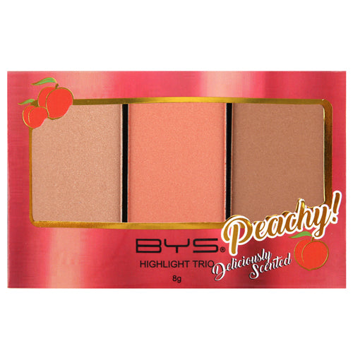 BYS - Highlight Trio Peach